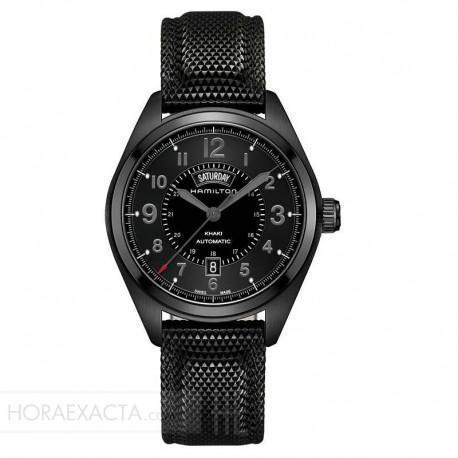Reloj Hamilton Khaki Field Day Date All Black Auto
