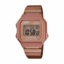 Reloj Casio Collection Digital Armis Oro Rosa B650WC-5AEF