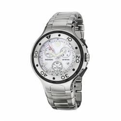 Reloj Movado Serie 800 Crono Cuarzo Blanco Armis 48 mm