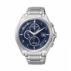 Reloj Citizen Eco Drive Crono Azul Armis 42 mm.