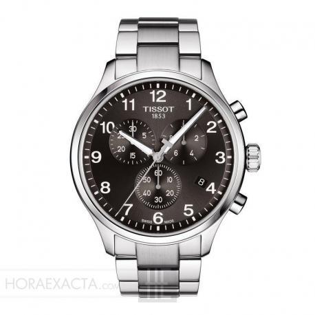 Reloj Tissot Chrono XL Classic Negro Armis 45 mm.