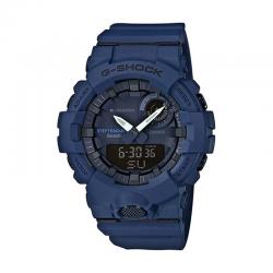 Reloj Casio G-Shock Analógico Digital Azul Resina Bluetooth. GBA-800-2AER
