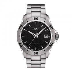 Reloj Tissot V8 Swissmatic Negro Armis
