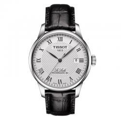 Reloj Tissot le Locle Automático Piel