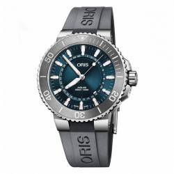 Reloj Oris Aquis Source Of Life Limited Edition Caucho. 43,50 mm.