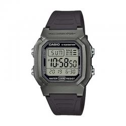 Reloj Casio Collection Digital Gris Resina Negra W-800HM-7AVEF