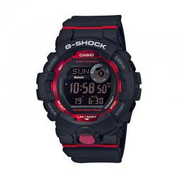 Reloj Casio G-Shock Digital Bluetooth Negro Rojo GBD-800-1ER