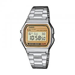 Reloj Casio Collection Digital Armis Acero/Dorado A158WEA-9EF