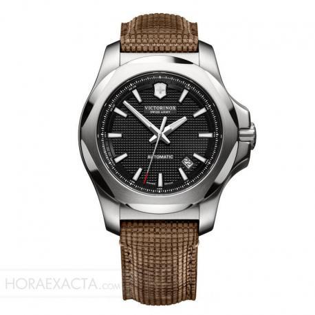 Reloj Victorinox INOX Mechanical Negro Wood Strap 241836