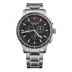 Reloj Victorinox Alliance Sport Crono Negro Armis. V241816