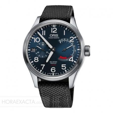 Reloj Oris Big Crown ProPilot Calibre 111 textil