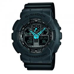 Reloj Casio G-Shock Negro Analógico Digital GA-100C-8AER
