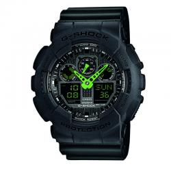 Reloj Casio G-Shock Negro Analógico Digital GA-100C-1A3ER