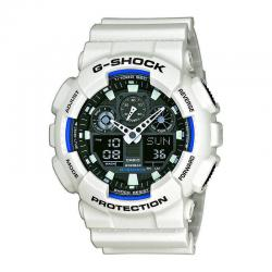 Reloj Casio G-Shock Blanco Analógico Digital GA-100B-7AER