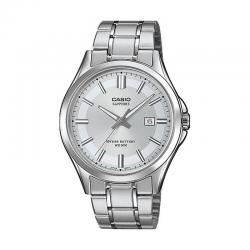 Reloj Casio Collection Acero Gris Plata Armis MTS-100D-7AVEF