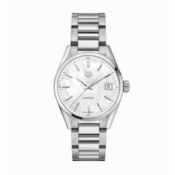 Reloj Tag Heuer Carrera Lady Quartz Nacar Armis 36 mm