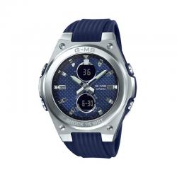 Reloj Casio G-MS Baby-G Analogico Digital Azul MSG-C100-2AER