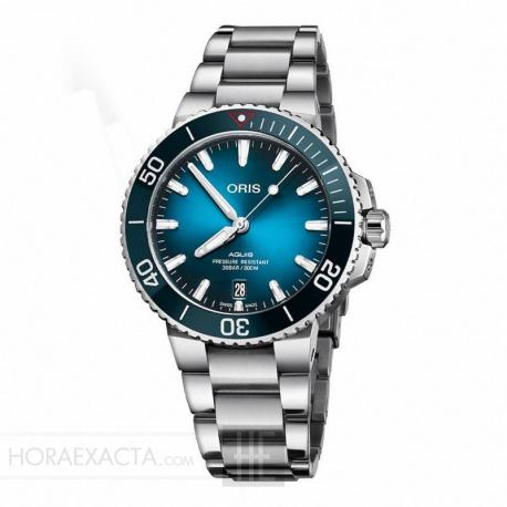 Reloj Oris Aquis Clean Ocean Limited Edition 01 733 7732 4185-Set