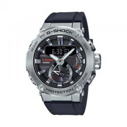 Reloj Casio G-Shock Analógico G-Steel Negro Carbon Core Guard Bluetooth Solar GST-B200-1AER