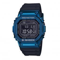 Reloj Casio G-Shock Acero PVD Azul Resina GMW-B5000G-2ER