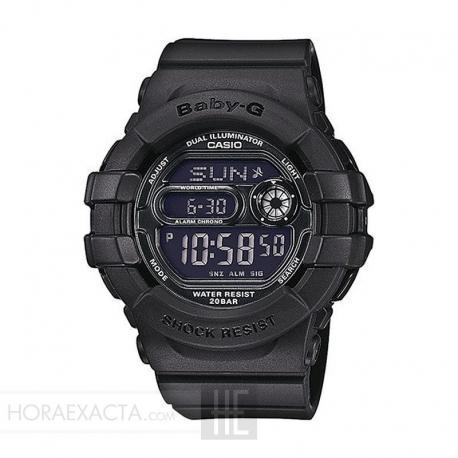 Reloj Casio Baby-G Digital Negro BGD-140-1AER