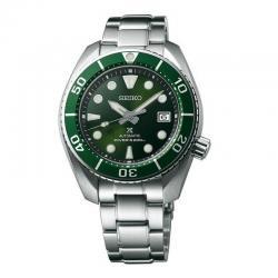 """Reloj Seiko Prospex """"Sumo"""" Diver Auto Verde Armis SPB103J1"""