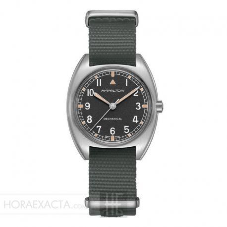 Reloj Hamilton Khaki Pilot Pioneer Mechanical Nato Khaki H76419931