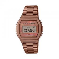 Reloj Casio Vintage Premium Nacar Armis Oro Rosa A1000RG-5EF