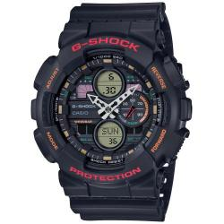 Reloj Casio G-Shock Negro Analógico Digital GA-140-1A4ER