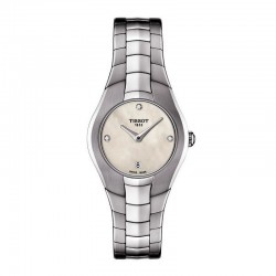 Reloj Tissot T-Round Diamantes Blanco. OUTLET *