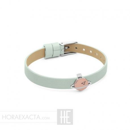 Joyería Mr Wonderful. Pulsera Space Vibes WJ30304