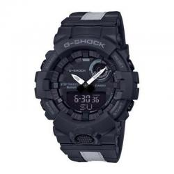 Reloj Casio G-Shock Analógico Digital Negro Grís Bluetooth GBA-800LU-1AER
