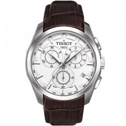 Reloj Tissot Couturier crono quartz