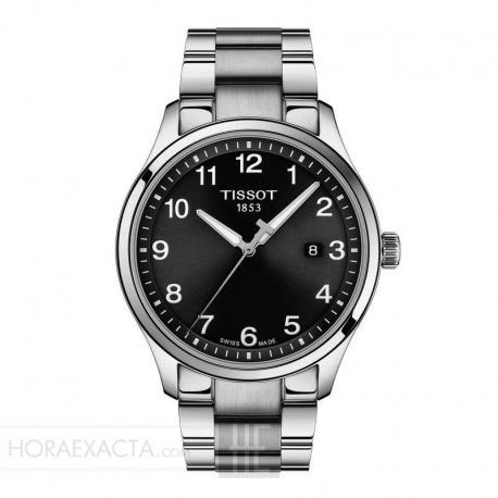 Reloj Tissot Gent XL Classic Negro Armis T116.410.11.057.00