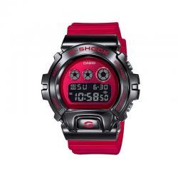 Reloj Casio G-Shock GM-6900B-4ER 25 Aniversario Rojo Negro