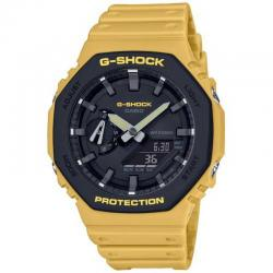 Reloj Casio G-Shock Analógico Digital Amarillo GA-2110SU-9AER