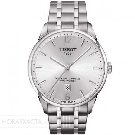 d5831310ec2c Reloj Tissot Chemin Tourelles auto. Disponible. Precio especial.