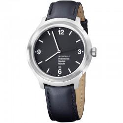 Reloj Mondaine Helvética Bold Pel Negra