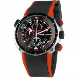 Reloj Momo Design Pro Chrono Negro Rojo