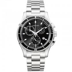 Reloj Hamilton Seaview Crono Cuarzo Negro Armis