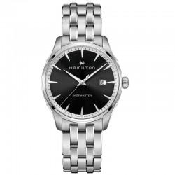 Reloj Jazzmaster Gent Cuarzo Negro Armis