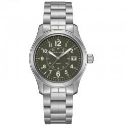 Reloj Hamilton Khaki Field Cuarzo Verde Armis
