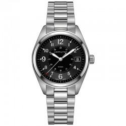 Reloj Hamilton Khaki Field Cuarzo Negro Armis