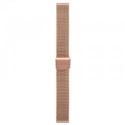 Armis Kronaby milanesa PVD oro rosa 18 mm.