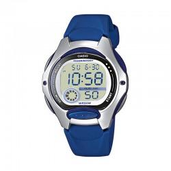 Reloj Casio Digital Silicona Azul LW-200-2AVEF