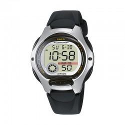 Reloj Casio Digital Silicona Negro LW-200-1AVEF