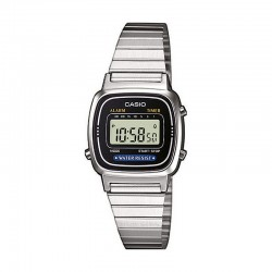 Reloj Casio Collection Digital Armis Negro Pequeño LA670WEA-1EF