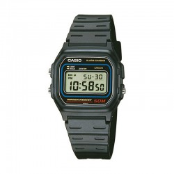 Reloj Casio Collection Digital Negro Resina W-59-1VQES