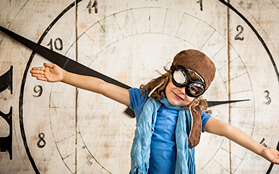 Relojeria Hora Exacta Estilo Infantil