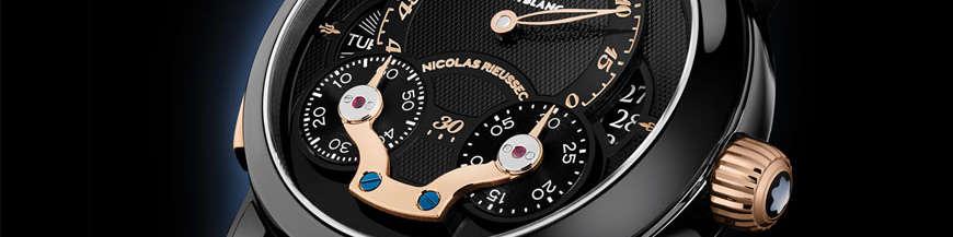 Relojes Montblanc